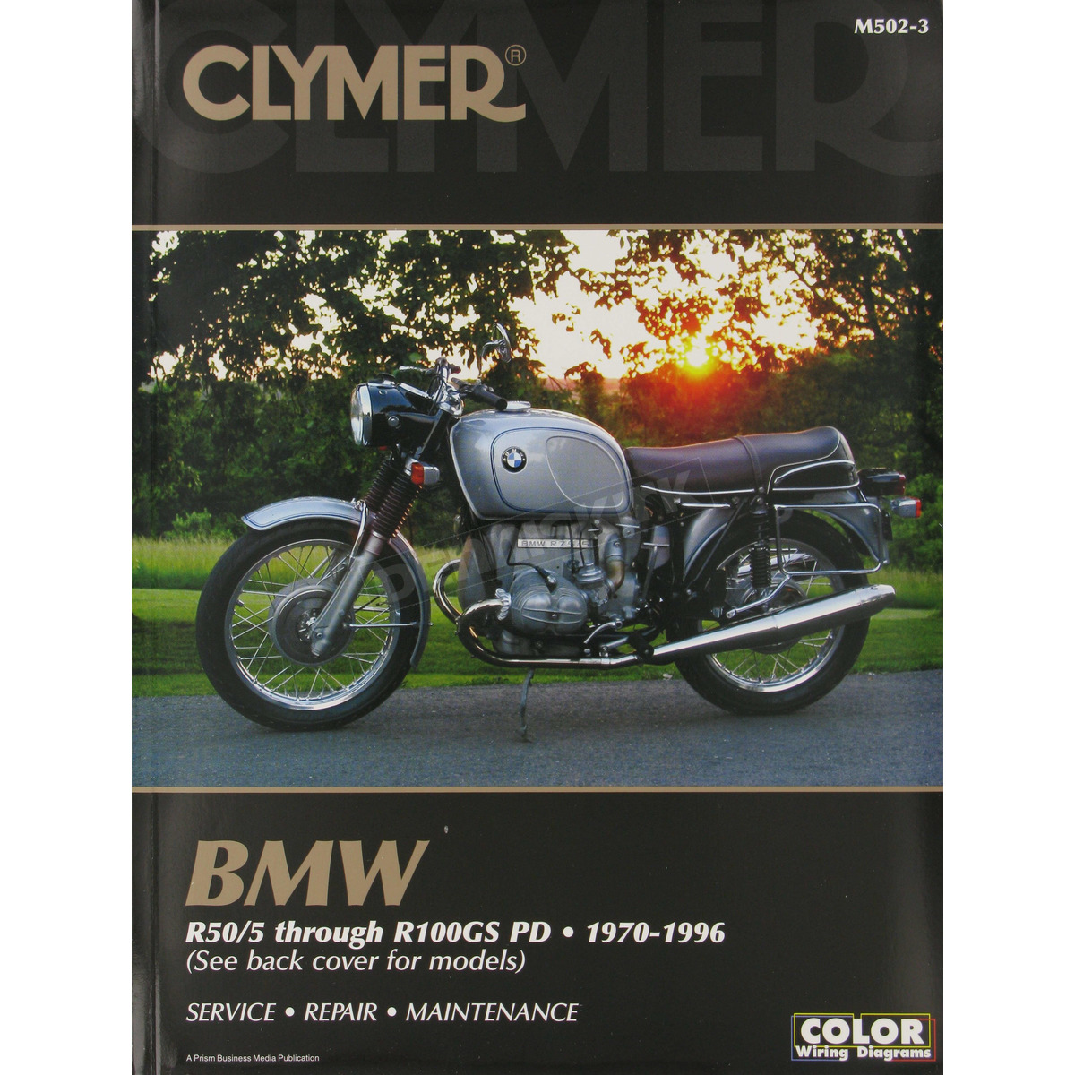 BMW Repair Manual - M502- ...