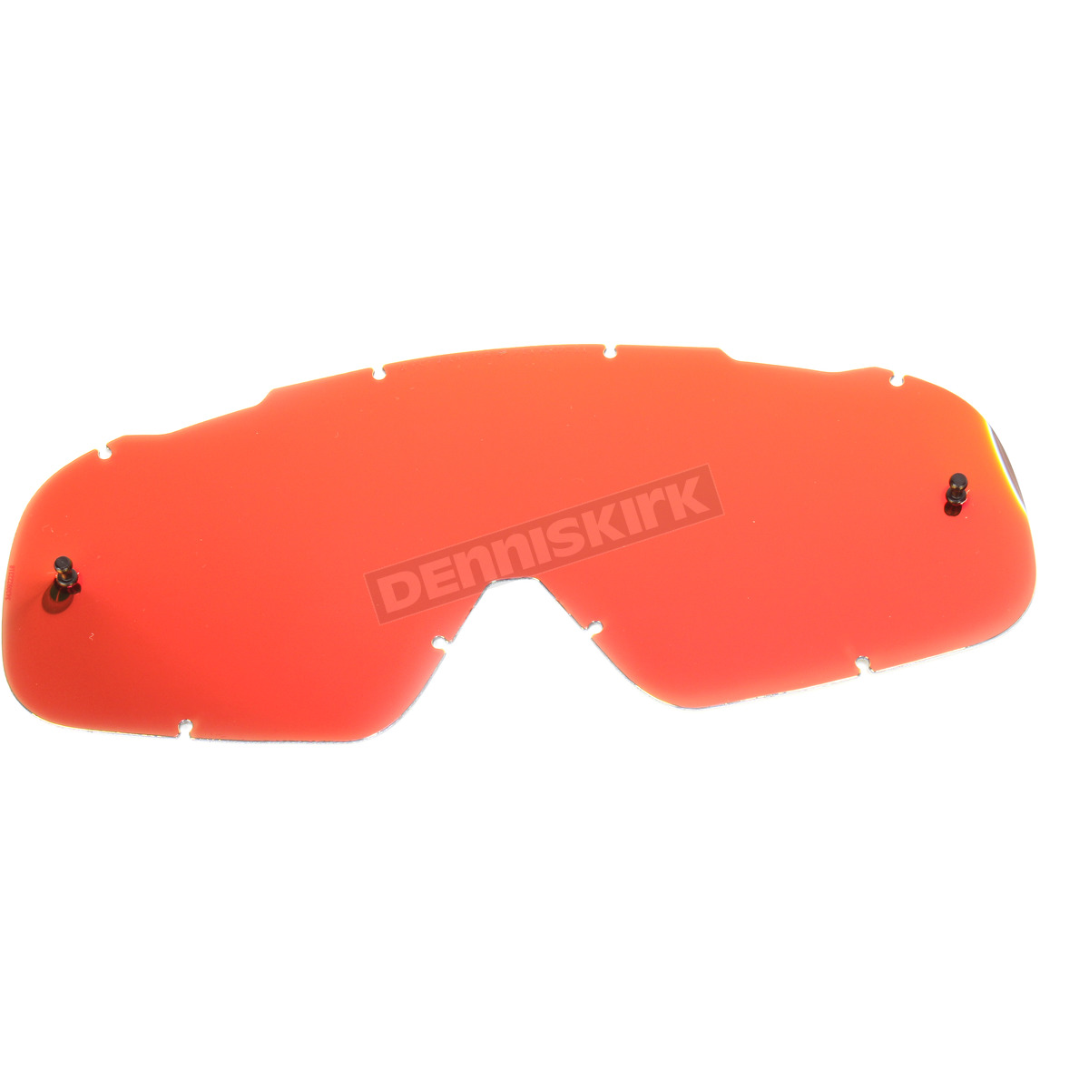 Orange Spark/Bronze Base Single Lexan Anti-Fog Replacement Lens for Air  Space Goggles - 08078-903-OS