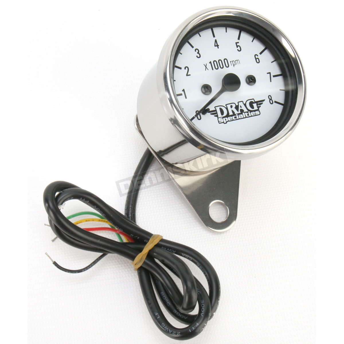 dk409112 drag specialties 2 4 in mini electronic tachometer 2211 0103  at n-0.co