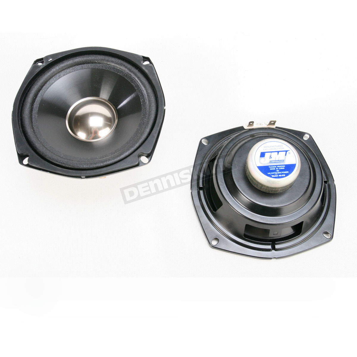 High-Performance Front/Rear Replacement Speakers - HSUK-5252
