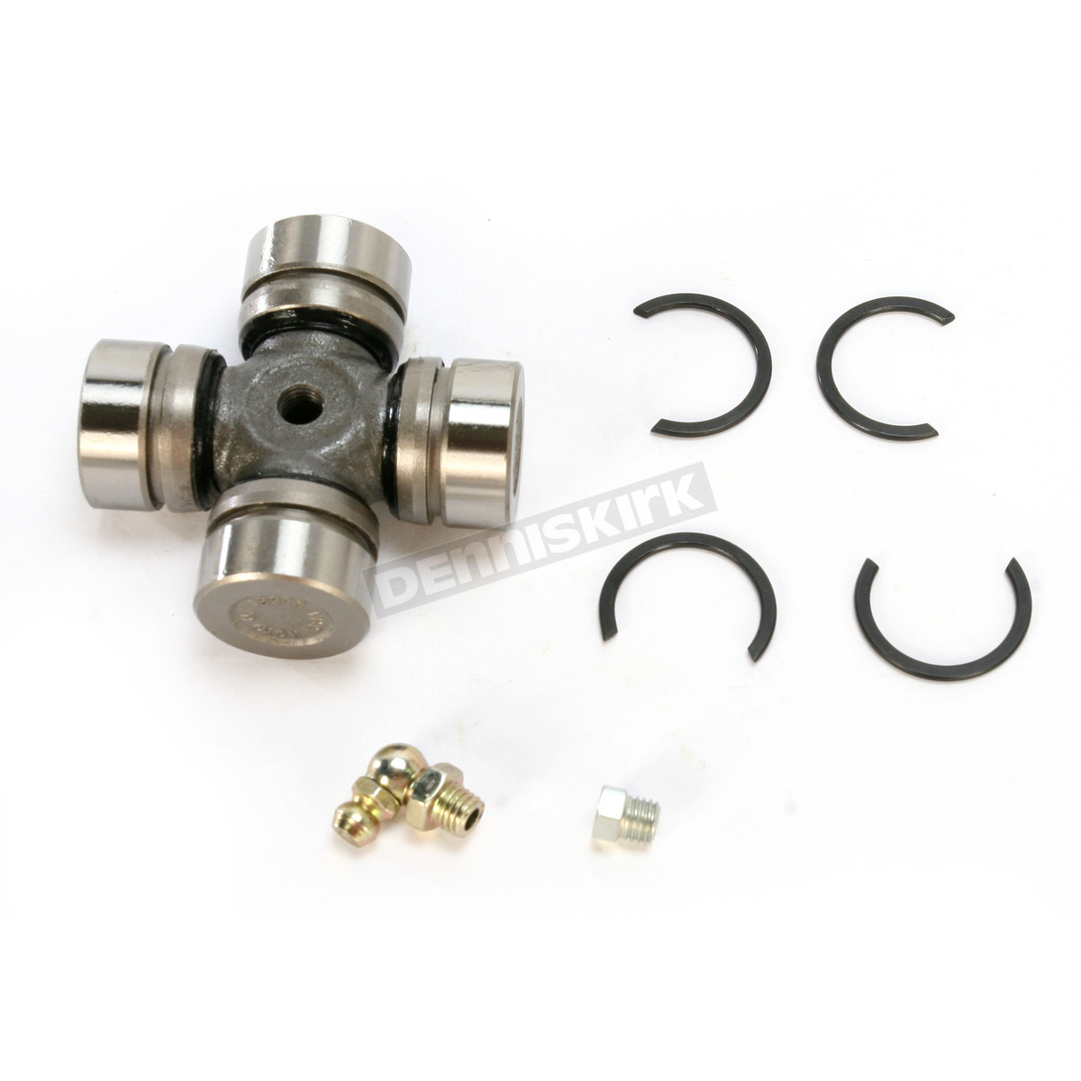 KVF 360 A Prairie 4x4 2003-2013 All Balls Racing U-Joint Kit 19-1004 Compatible With//Replacement For Kawasaki KFX 700 V-Force 2004-2009