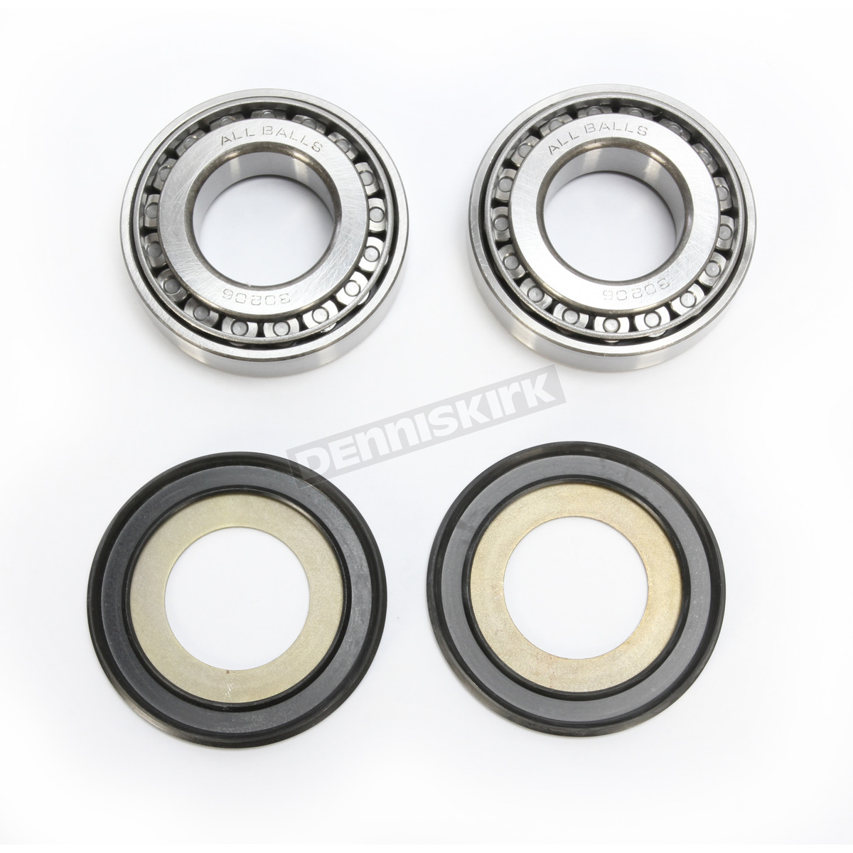Steering Stem Replacement Bearing Kit - 0410-0294