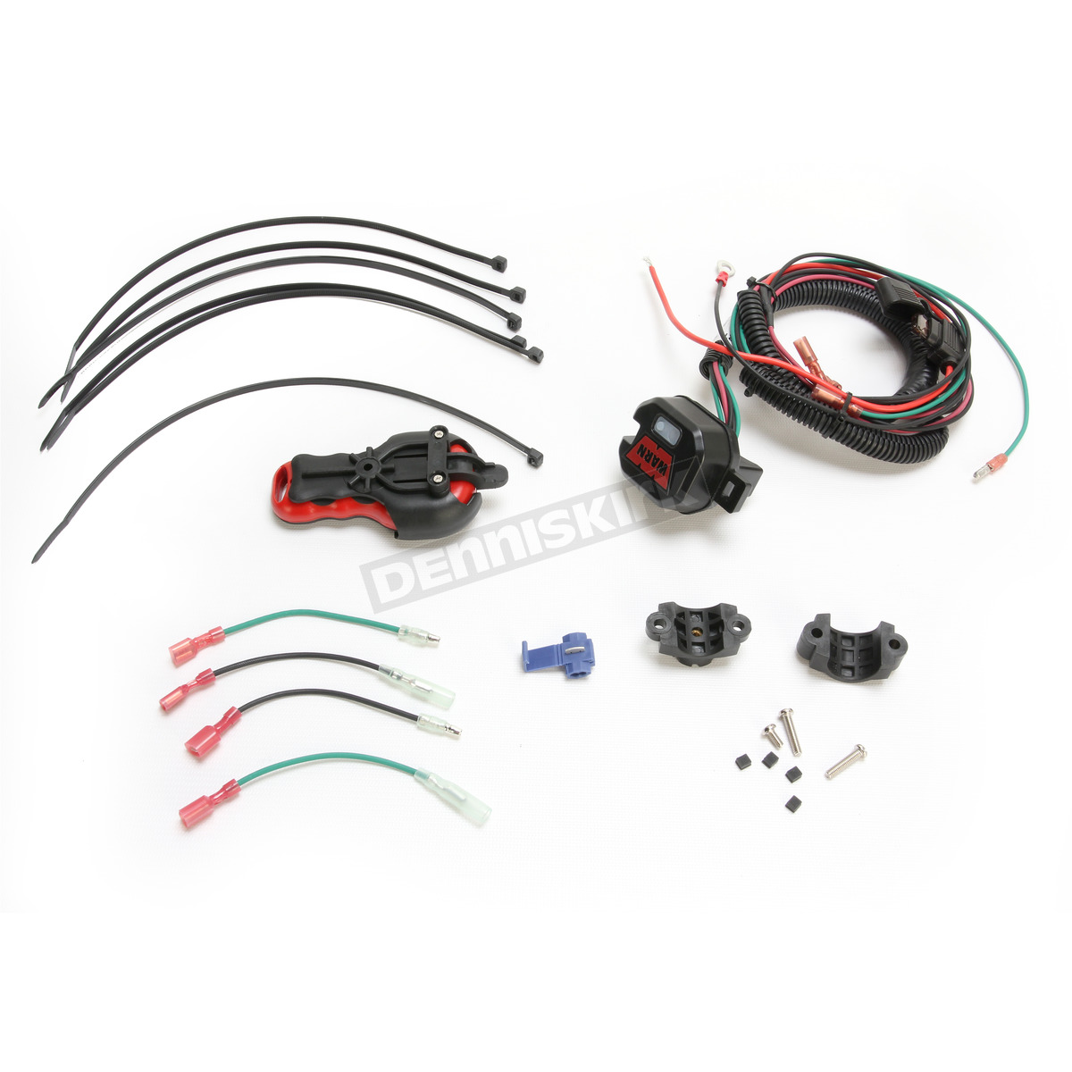 warn wireless winch remote system