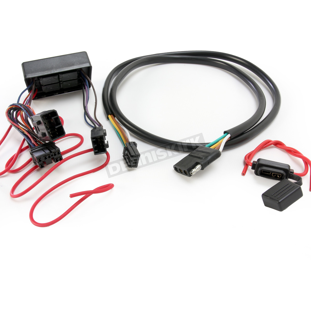 Khrome Werks Plug And Play Trailer Wiring Connector Kit W 4 Wire Harness Isolator