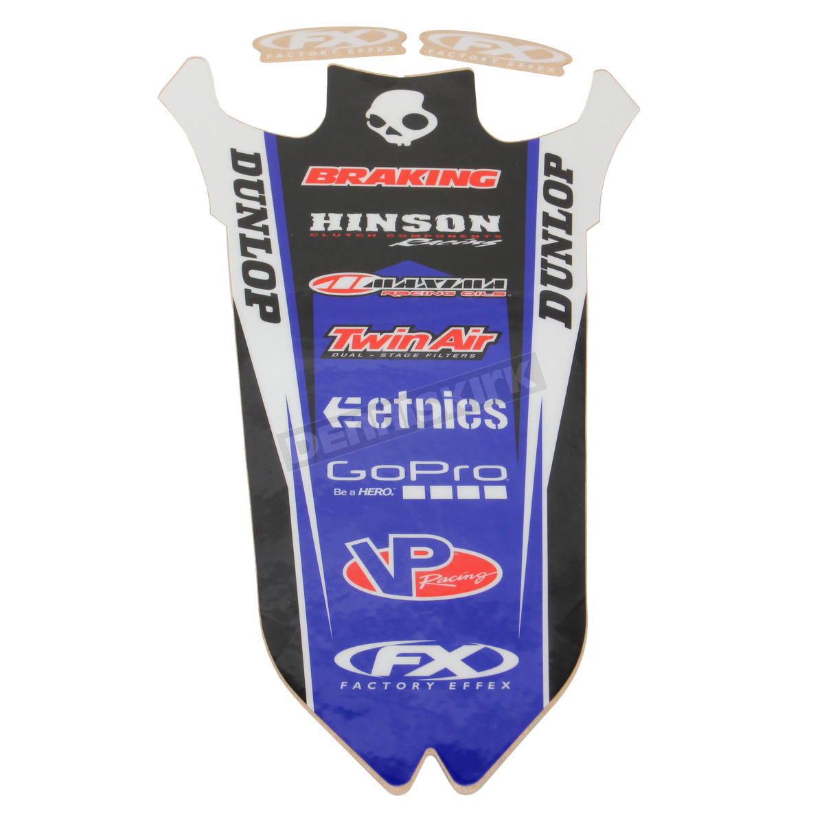 14-32422 Rear Fender Graphic Factory Effex