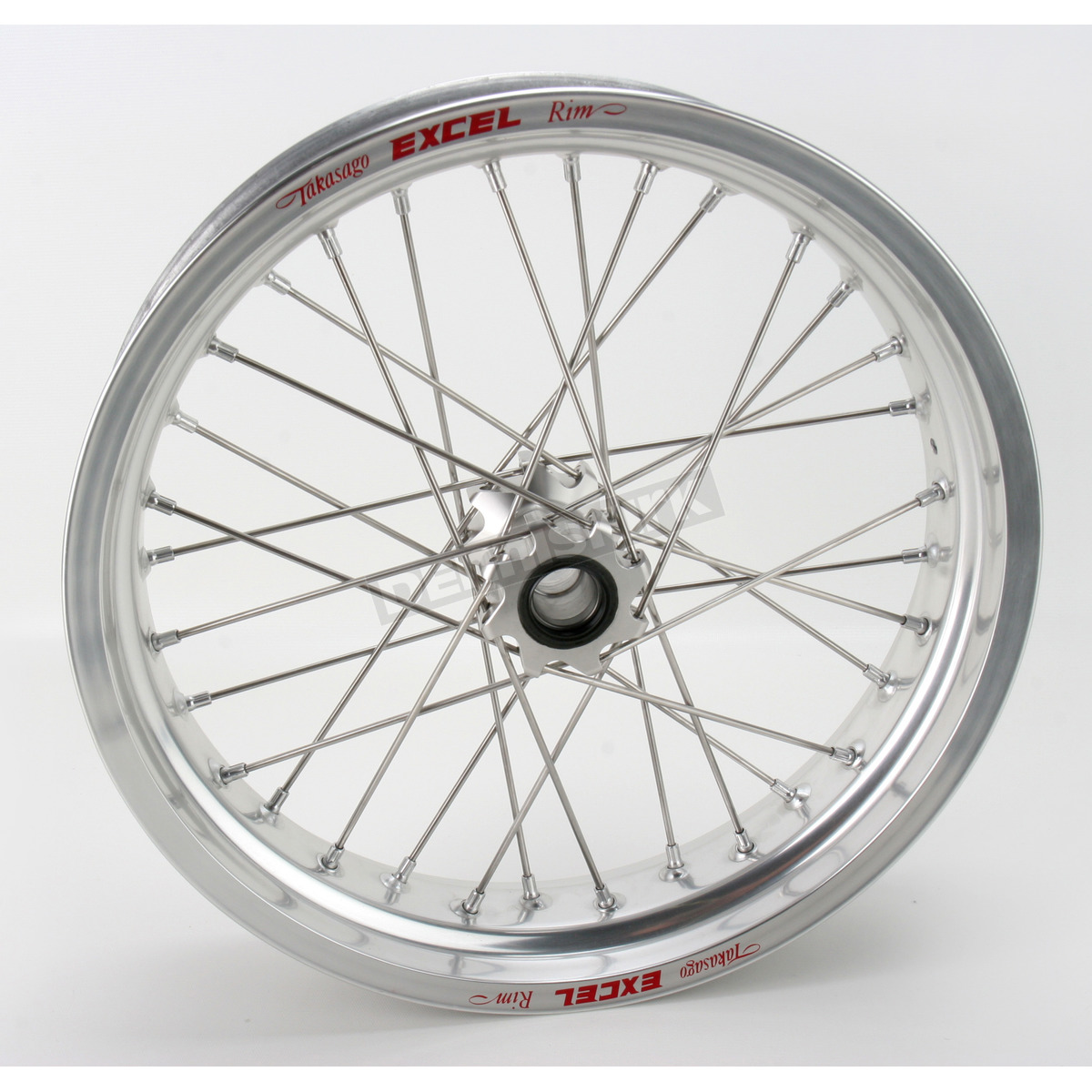 excel silver universal wheel assembly 2f7as40 dirt bike motocross