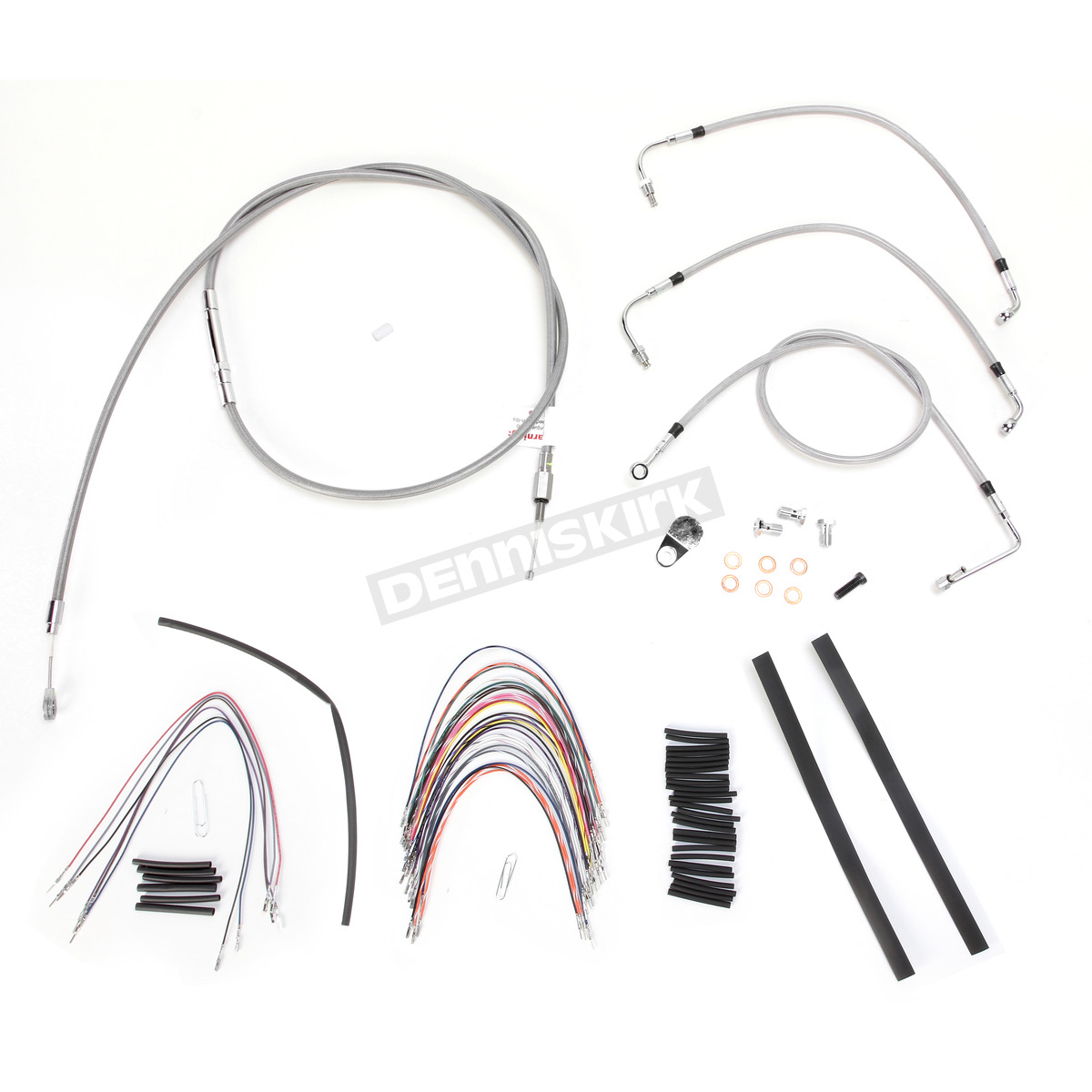 Braided Stainless Steel Cable/Line Kit - B30-1093