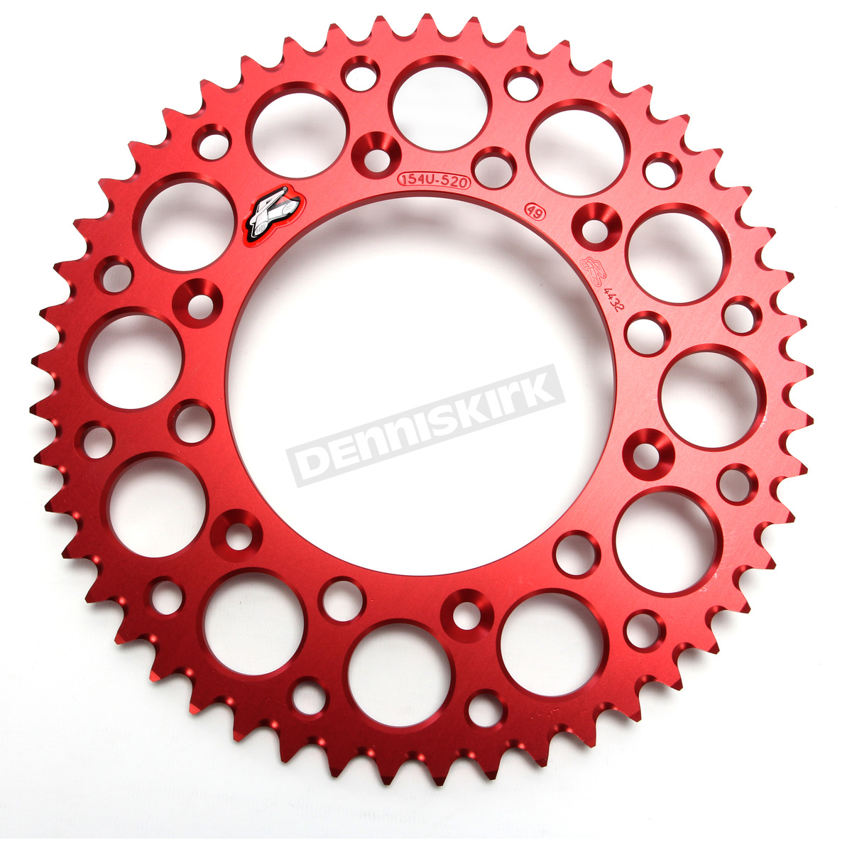 Honda CR250R 2007 Renthal Rear Sprocket 48 Tooth 154U-520-48GRSI