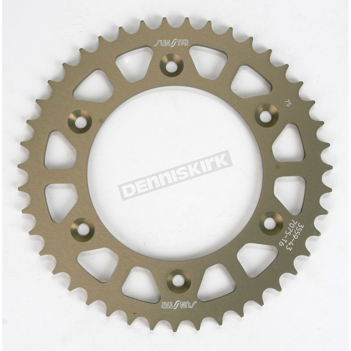 Sunstar Steel Rear Sprocket 44T 2-355944