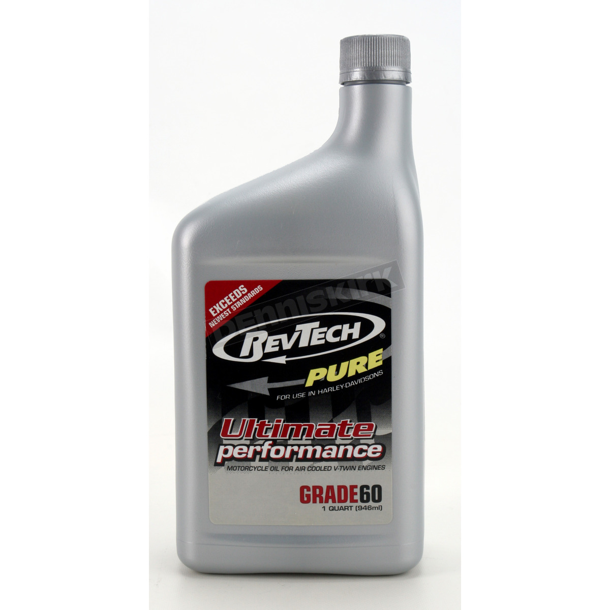 Revtech Pure Motor Oil 35304 Harley Motorcycle Dennis