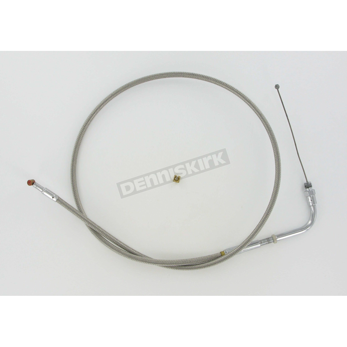 Stainless Steel 32 in  Throttle Cable - 102-30-30014