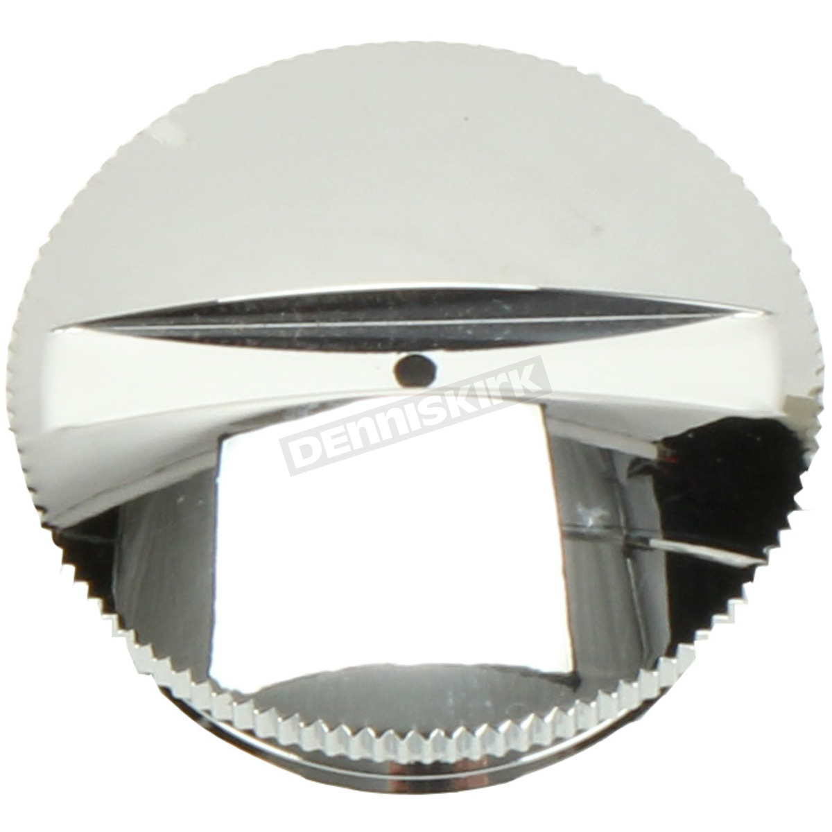 Primary Cover Cap Set Chrome for Harley Davidson by V-Twin