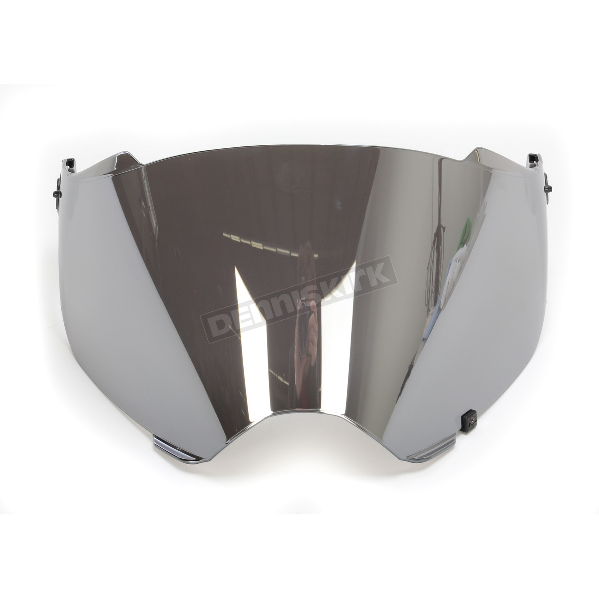 e9f63087 Fly Racing Silver Mirror Replacement Shield for Fly Racing Trekker Helmet -  73-31353