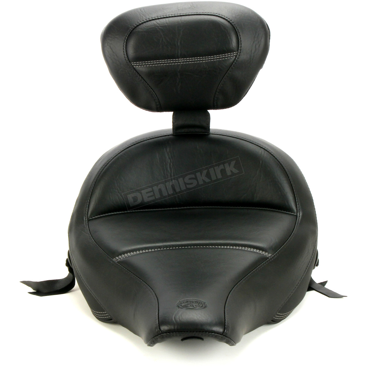 Mustang Seats Max Profile Original Style Touring Solo Seat ...
