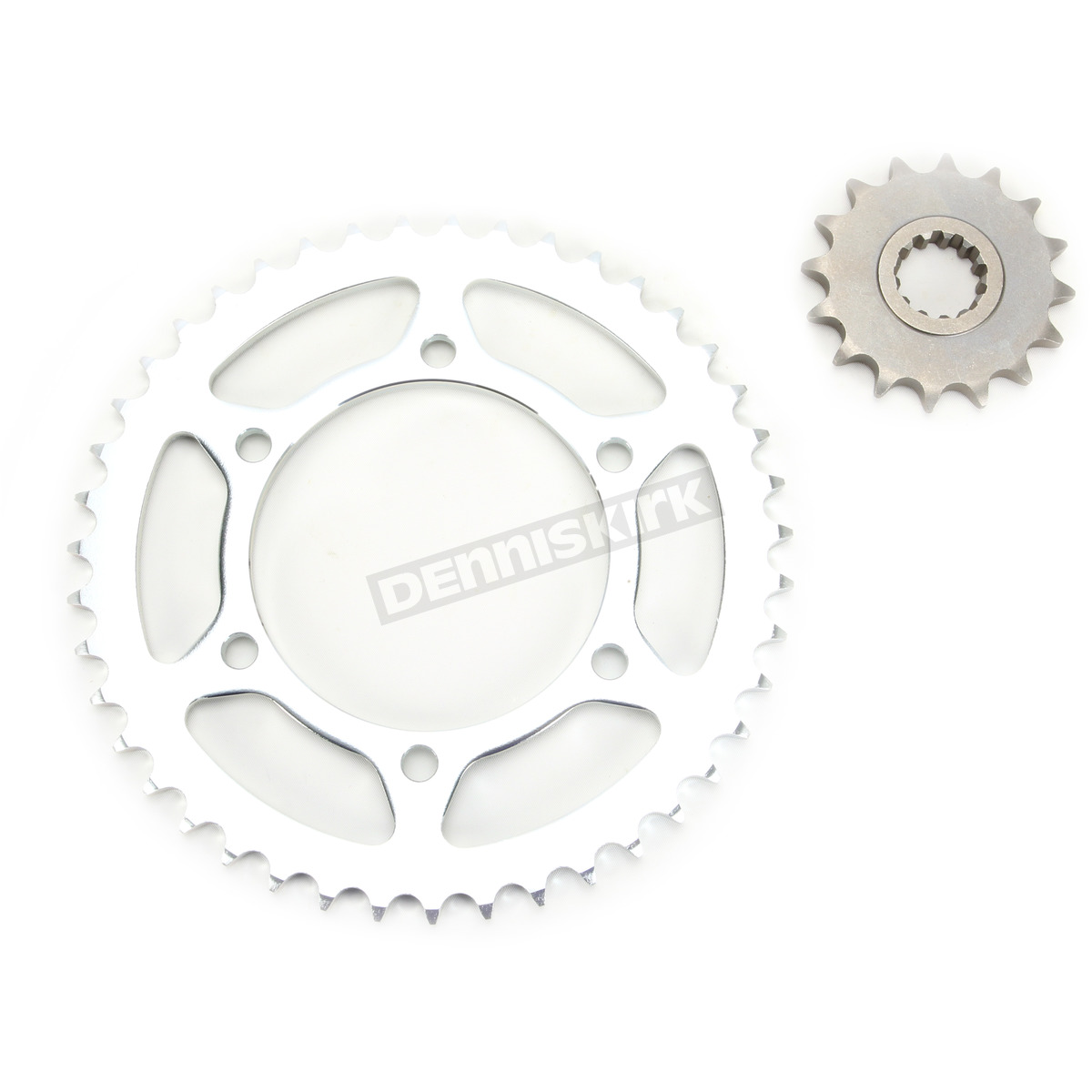 DKY-008G 530VX Gold Chain and 17//45T Sprocket Kit D.I.D.