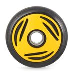 Yellow Idler Wheel w/Bearing - 04-0135-28