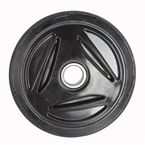Black Idler Wheel w/Bearing - 04-0165-20