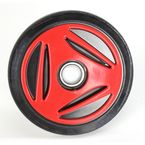 Red Idler Wheel w/Bearing - 04-0165-25