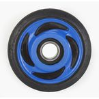 Indy Blue Idler Wheel w/Bearing - 04-0531-22