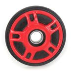 Red Idler Wheel w/Bearing - 04-0562-25