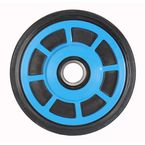 Blue Idler Wheel w/Bearing - 04-0633-22