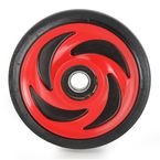 Red Idler Wheel w/Bearing - 04-0634-25