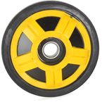 Yellow Idler Wheel w/Bearing - 04-1141-28