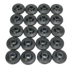 Round XL Black Air Lite Backer Plates for 5/16 in. Studs - 600RX-24