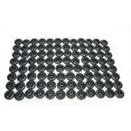 Round XL Black Air Lite Backer Plates for 5/16 in. Studs - 600RX-96