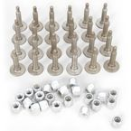 Signature Series Stainless Steel 1.827 in. Long Carbide Studs - SSP-1450-AS