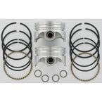Forged Piston Kit - 3.508 in. Bore