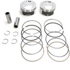 Forged High Compression Piston Kit - 920-0114