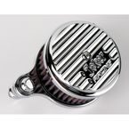 Chrome Joker Racing Air Cleaner Assembly - 10-205C