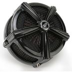 Black Hi-Five Mach 2 Air Cleaner Kit - 9552