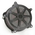 Black Ops Morris Venturi Air Cleaner - 02062076SMB