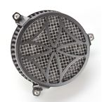 Black Cross Air Cleaner - 06-0137-02B