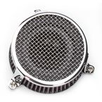 Chrome Plain Air Cleaner - 06-013703