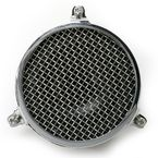 Chrome Plain Air Cleaner - 06-0270-03