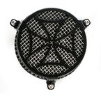 Black Cross Air Cleaner - 06-0467-02B