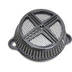 Black MAXXX M8 Air Cleaner w/Cover - LA-2390-03B