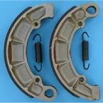 Sintered Metal Brake Shoes - 1723-0136