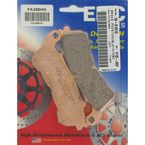 Double H Sintered Metal Brake Pads - FA388HH