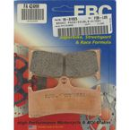 Double H Sintered Metal Brake Pads - FA424HH