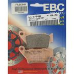 Double H Sintered Metal Brake Pad - FA213HH