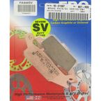 SV Severe Duty Sintered Metal Brake Pads - FA444SV