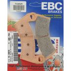 Long-Life Sintered R-Series Brake Pads - FA452R