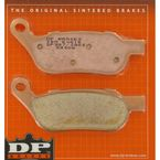 Sintered Metal Brake Pads - DP987