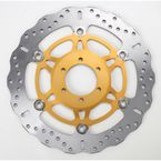 Front SD System Pro-Lite Contour Brake Rotor - MD2001XC