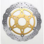 Front SD System Pro-Lite Contour Brake Rotor - MD3058XC