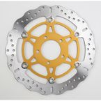 Front SD System Pro-Lite Contour Brake Rotor - MD3088XC